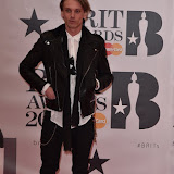 OIC - ENTSIMAGES.COM - Jamie Campbell Bower at the  The BRIT Awards 2016 (BRITs) in London 24th February 2016.  Raymond Weil's  Official Watch and  Timing Partner for the BRIT Awards. Photo Mobis Photos/OIC 0203 174 1069