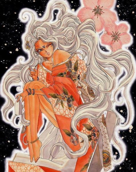 Goddess Of Roses, Goddesses