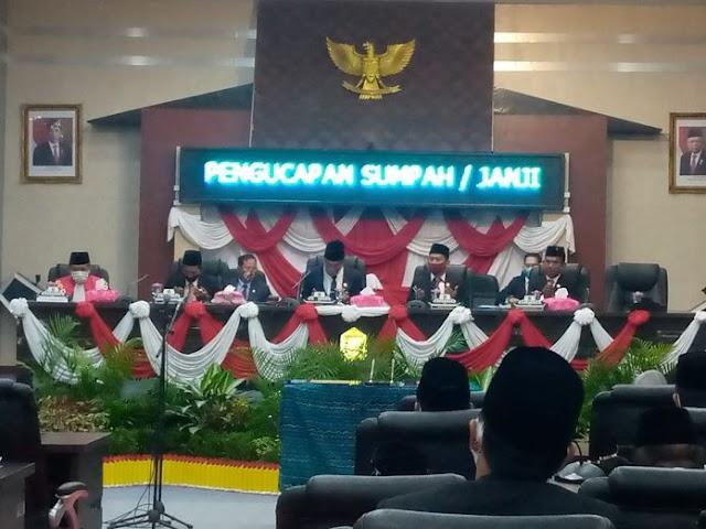 Lensa Foto DPRD Kota Banjarmasin Periode November 2020