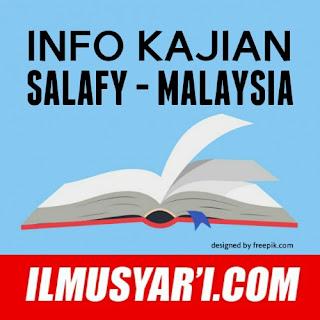 Informasi Jadwal Kajian Sunnah di Malaysia
