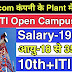 Various Telecom Company कंपनी में भर्ती | ITI Campus Placement 2020