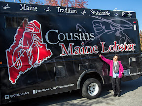 Cousins Lobster Truck