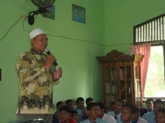 Maulid Nabi Muhammad SAW 1434 H - SMAN 3 Unggulan Kayuagung