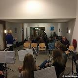 Mini concert Excelsior in de Meyborgh Nieuwe Pekela - Foto's Jeannette Ritzema