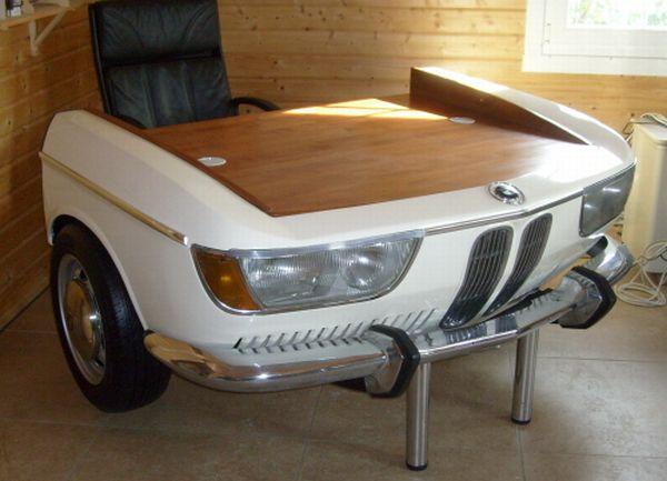 Парта BMW 2000 CS