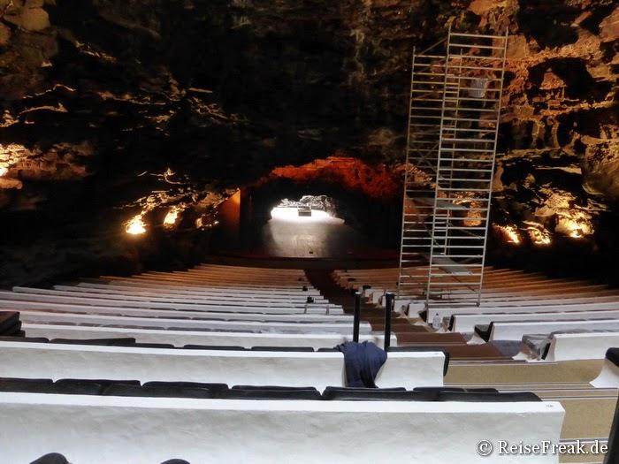 Konzertsaal, wird zur Zeit restauriert