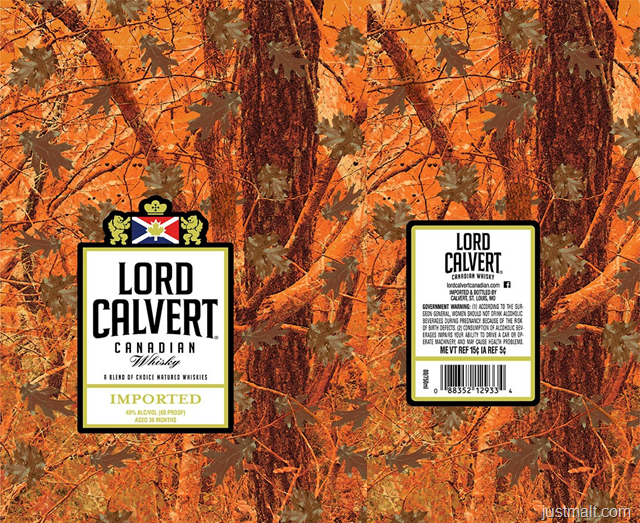 Lord Calvert Canadian Whiskey