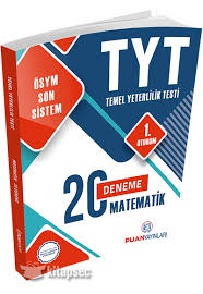 PUAN 20 TYT Matematik Deneme.pdf