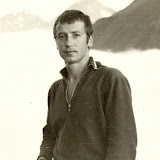 1973г. Миша Королев. Алибек.