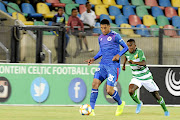 Luke Fleurs of SuperSport United/ Gallo Images / Charles Lombard