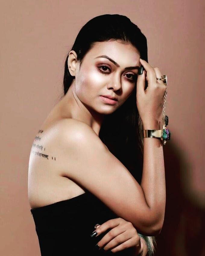 Arina dey Ullu actress hot photos gallery