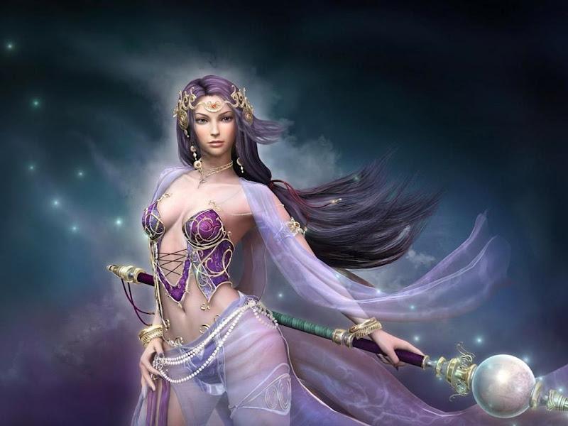 Mystic Wicca, Mystery