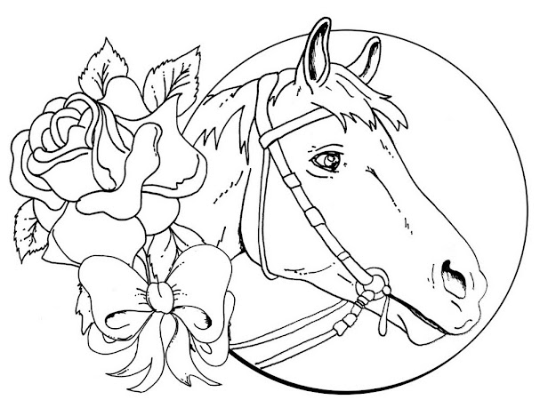 Http Colorings Co Horse Coloring Pages Online