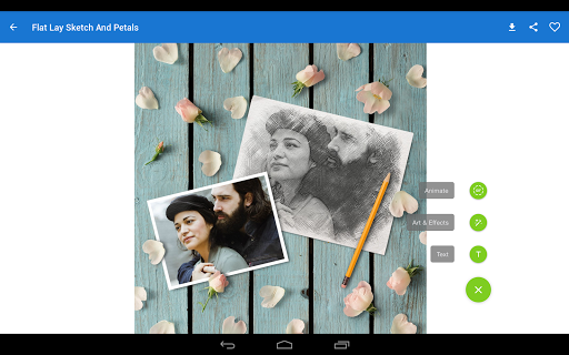 Photo Lab Picture Editor: face effects, art frames  screenshots 9