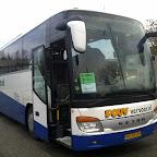Setra van Pouw vervoer bus 18