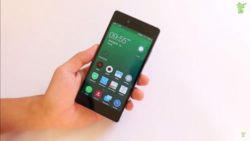 11h trua nay mo ban Lenovo VIBE shot  Smartphone chup anh nhu dan pro  5