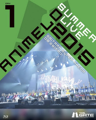 [TV-SHOW] Animelo Summer Live 2015 -THE GATE- 8.28 (2016/03/30)