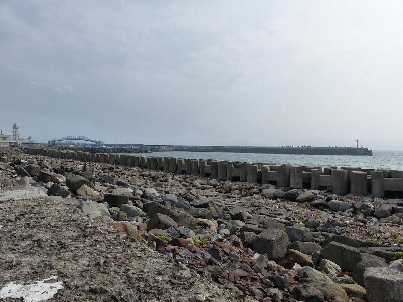 Fangliao, bord de mer
