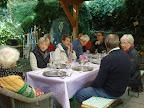 Repas au Jardin de la Tuilerie