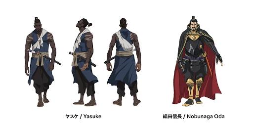 yasuke character