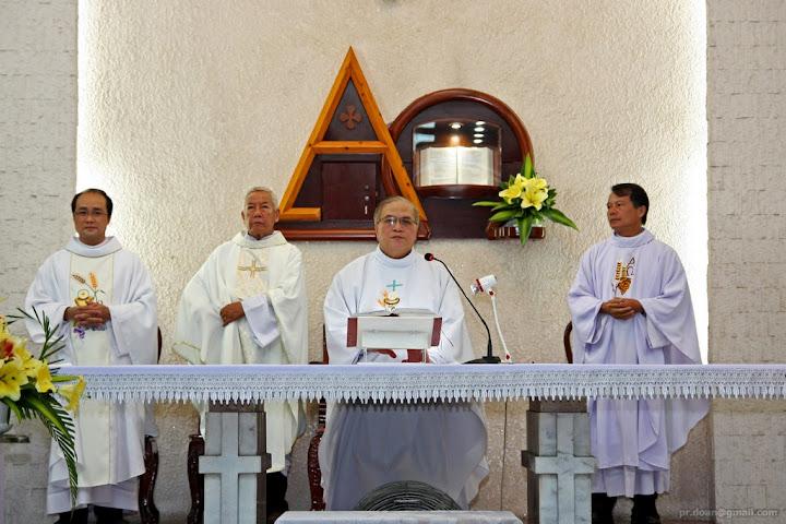 Lễ Mẹ Vô Nhiễm - Bổn mạng Liên Hội HHTM TGP/SG