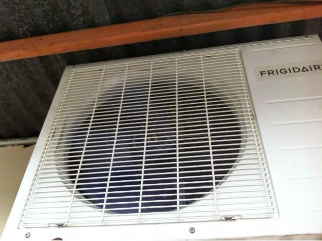 aire acondicionado Frigidaire