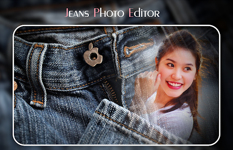 Jeans Photo Editor - náhled