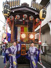 Photo: 60年お世話になった旭町の山車