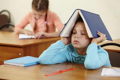 Anakku Malas Belajar