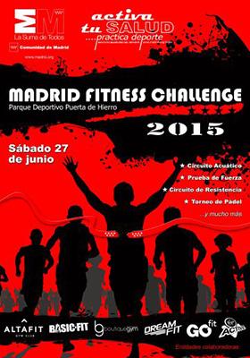 1ª Edición del Torneo Madrid Fitness Challenge