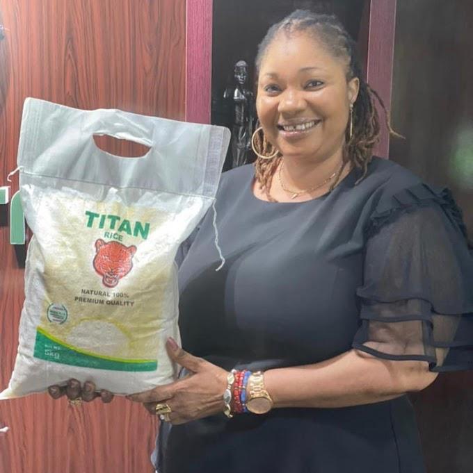 Again, Titan Farms Unveils Jaiye Kuti as Brand Ambassador