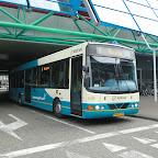 Wrightbus Commander bus 6298 van Arriva met lijn 5 naar Warande