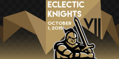UCF Arts Alumni Present Eclectic Knights VII at Orlando Museum of Art