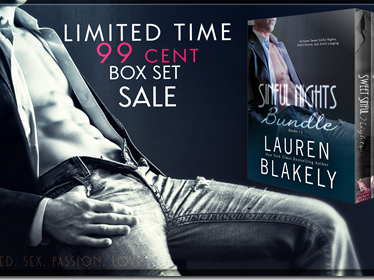 New Release Spotlight: The Sinful Nights Bundle (Books 1-3) by Lauren Blakely