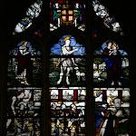 Collégiale Saint-Martin : Saint-Jean L'Evangéliste, Saint-Jean Baptiste, Sainte-Anne et les 5 fils d'Anne de Montmorency (16e s.)