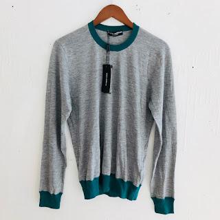 Dolce & Gabbana NEW Cashmere Blend Pullover
