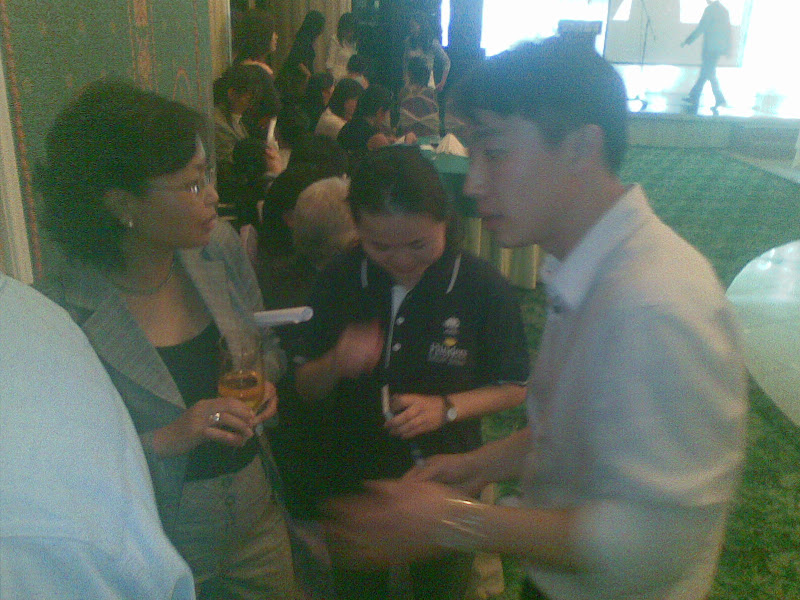 2009-Alumni network meeting