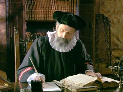 Nostradamus Endoftheworld, Nostradamus