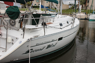 Sold Beneteau 361 Second Wind