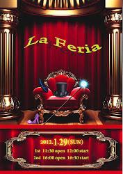 La Feria vol,01 Front