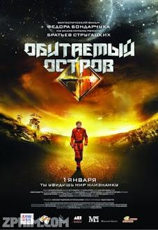 Đảo Khủng Bố - Obitaemyy Ostrov (2008) Poster