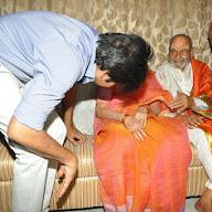Pawan Kalyan Trivikram Meet k.Viswanath
