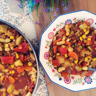 Butter Bean Curry Recipes.