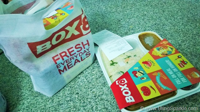 Box8 food app review