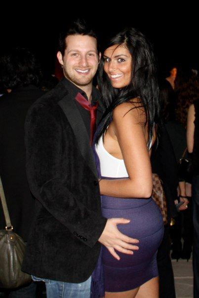 Afc Adam Lyons Pua With Wife, Afc Adam Lyons