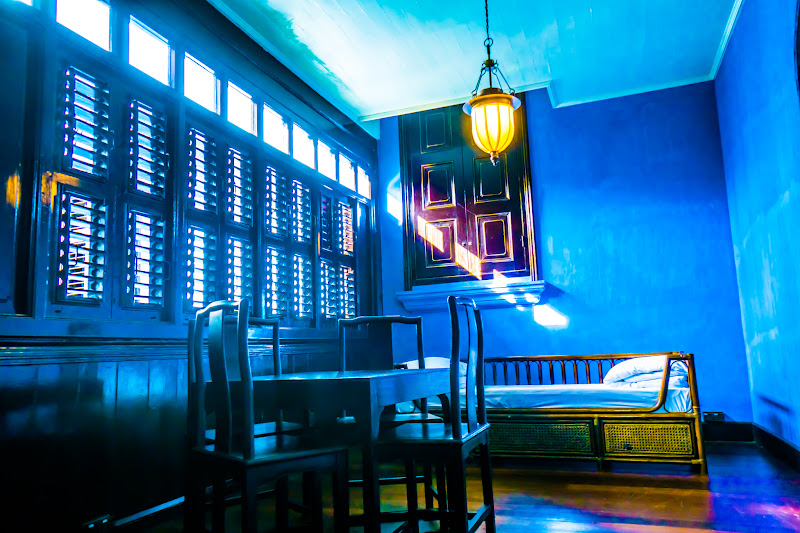 Penang Cheong Fatt Tze Mansion (Blue Mansion) guest room HAN3