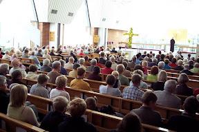 Gudstjeneste - Påskedag 2009