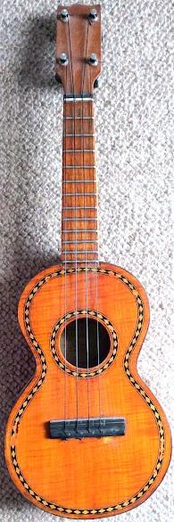 1930 Clifford Essex Soprano Ukulele