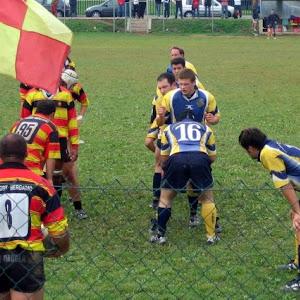 BergamoCrema vs Tradate 30/9/07