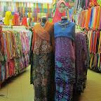 Geschäft im Busfahrtterminal von Malakka